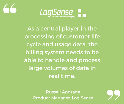 Billing System Quote Russell Andrade