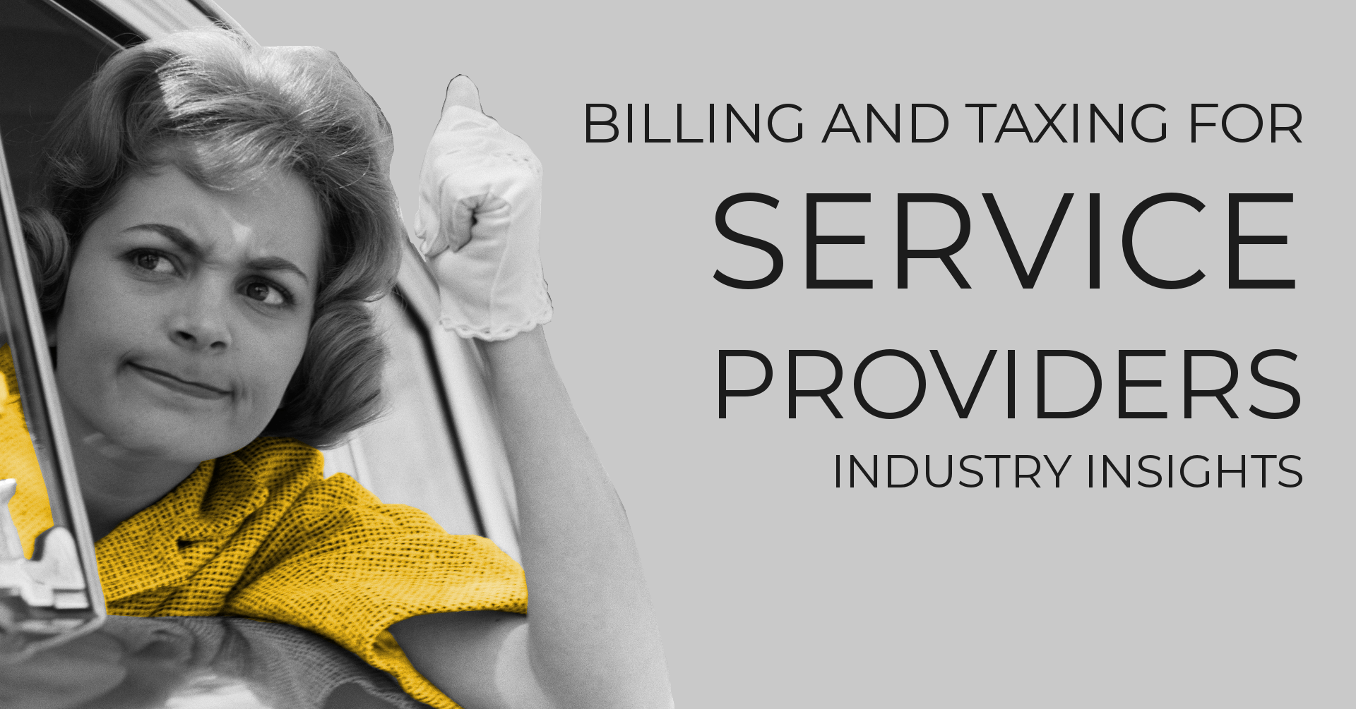 Billing and Taxing for Communication Service Providers (CSPs)