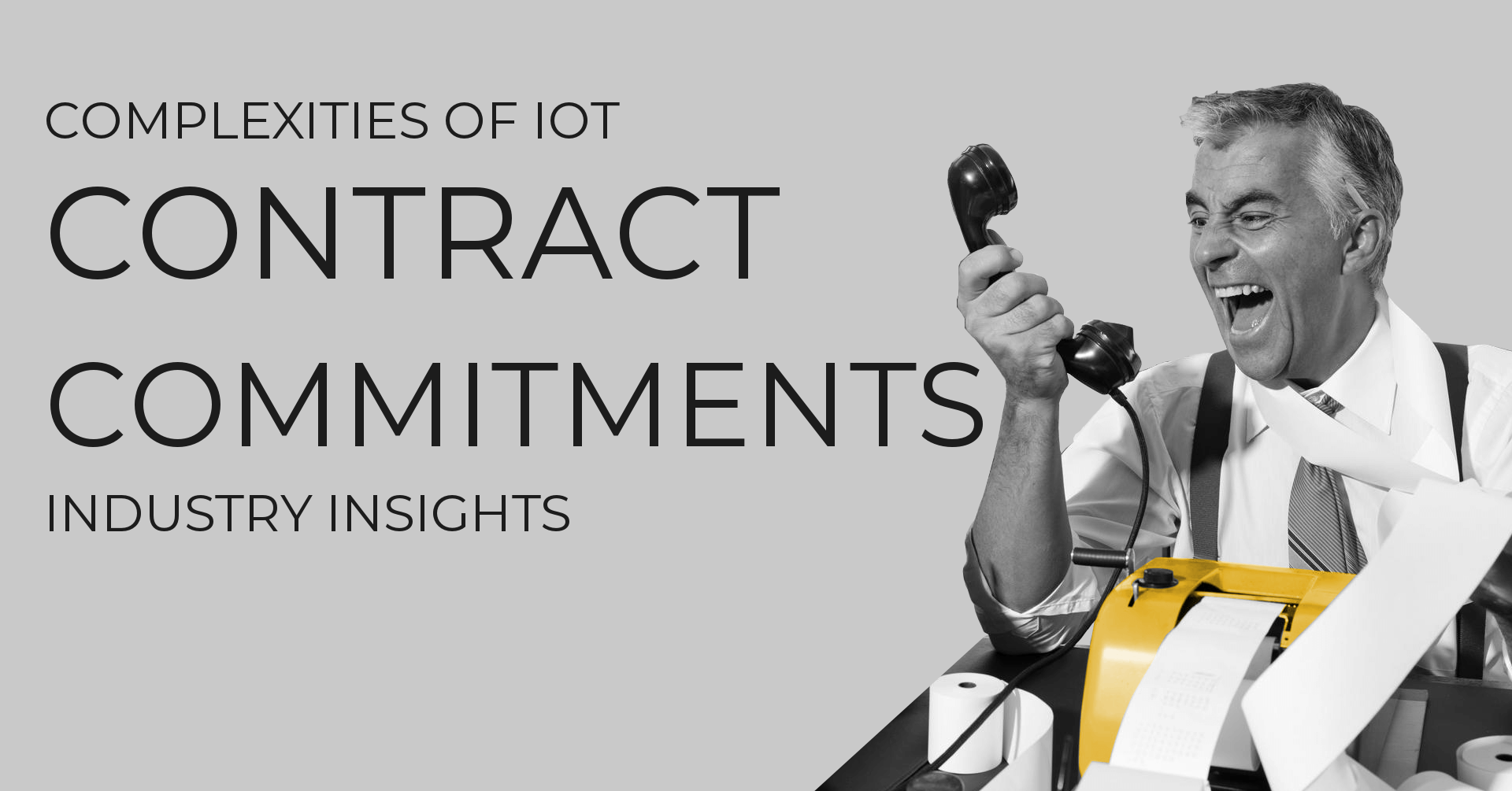 Complexities of IoT Contract Commitments