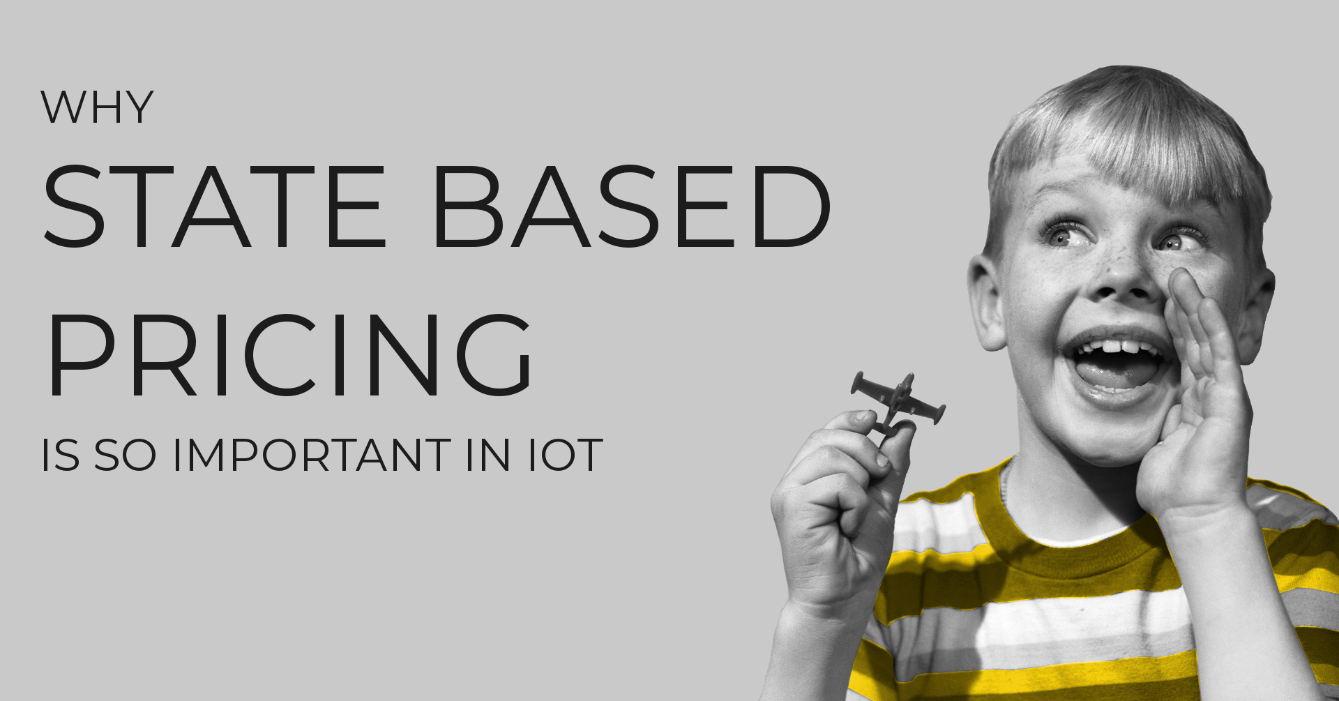 Why State Based Pricing is Important in IoT