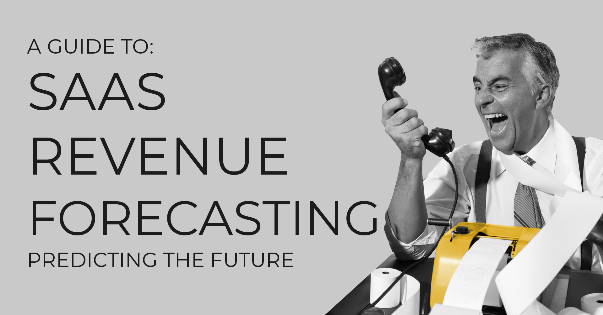 Guide to SaaS Revenue Forecasting